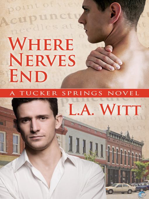 Cover of Where Nerves End
